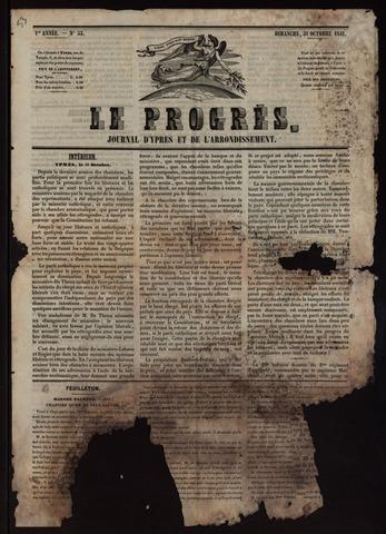 Le Progrès (1841-1914) 1841-10-31