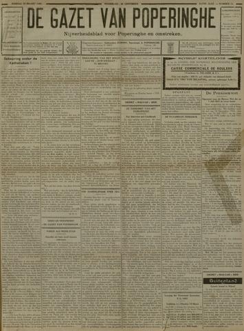 De Gazet van Poperinghe  (1921-1940) 1931-03-15
