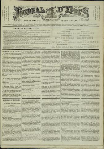 Journal d'Ypres (1874 - 1913) 1877-07-14
