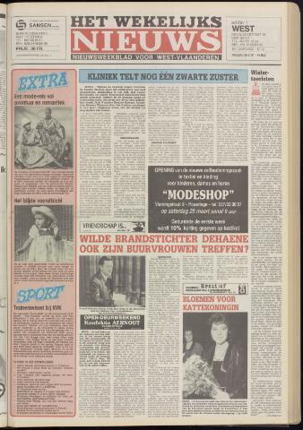 Het Wekelijks Nieuws (1946-1990) 1987-03-20