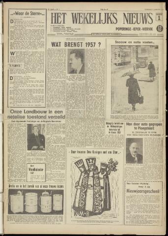 Het Wekelijks Nieuws (1946-1990) 1957