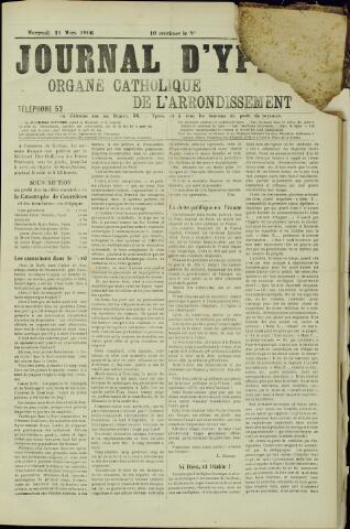 Journal d'Ypres (1874 - 1913) 1906-03-21