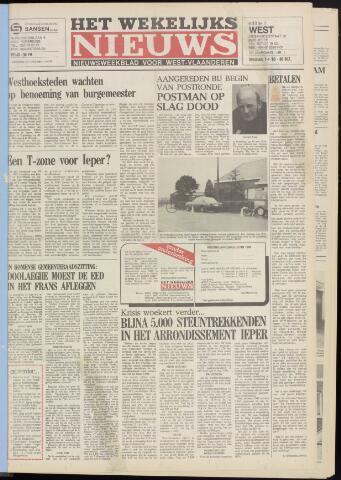 Het Wekelijks Nieuws (1946-1990) 1983
