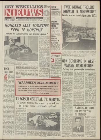Het Wekelijks Nieuws (1946-1990) 1974-01-18