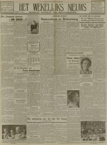 Het Wekelijks Nieuws (1946-1990) 1948-09-11