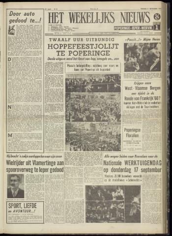 Het Wekelijks Nieuws (1946-1990) 1959-09-11