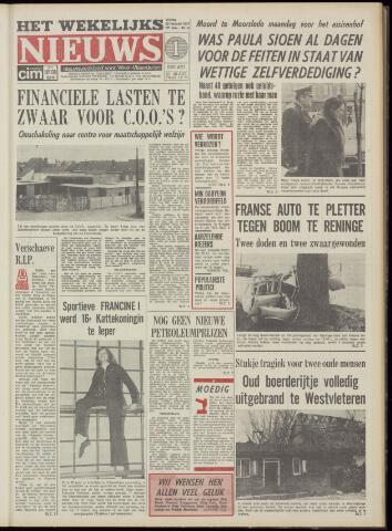 Het Wekelijks Nieuws (1946-1990) 1974-02-22