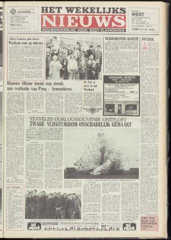Het Wekelijks Nieuws (1946-1990) 1982-11-12