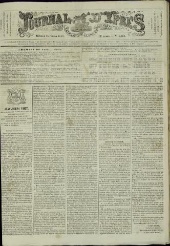 Journal d'Ypres (1874 - 1913) 1877-02-14