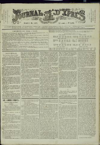 Journal d'Ypres (1874 - 1913) 1877-05-05