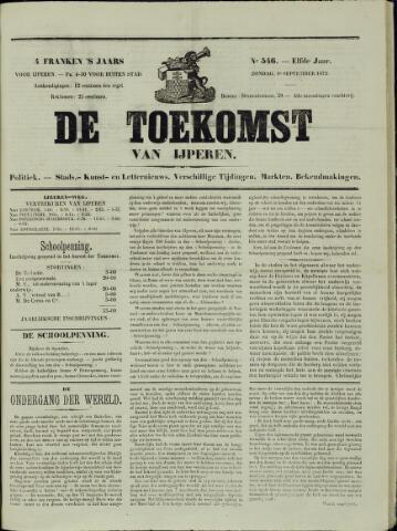 De Toekomst (1862 - 1894) 1872-09-08