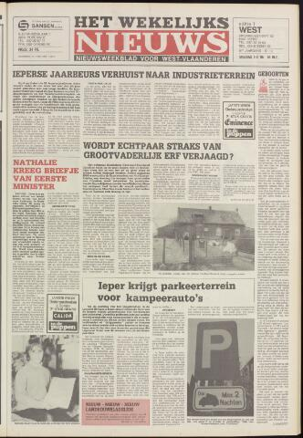 Het Wekelijks Nieuws (1946-1990) 1985-03-08