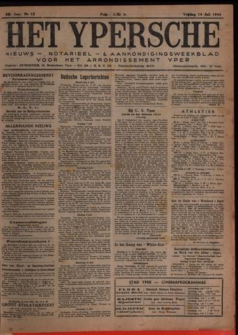 Het Ypersch nieuws (1929-1971) 1944-07-14