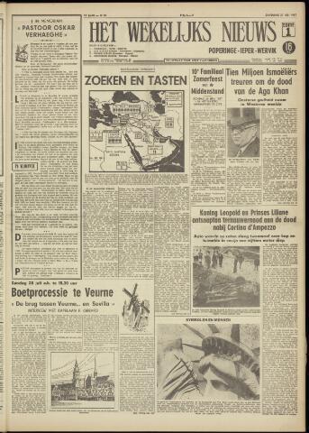 Het Wekelijks Nieuws (1946-1990) 1957-07-27