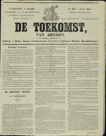 De Toekomst (1862 - 1894) 1867-12-01
