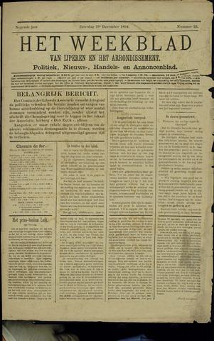 Het weekblad van Ijperen (1886 - 1906) 1894-11-29