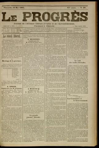 Le Progrès (1841-1914) 1905-05-14