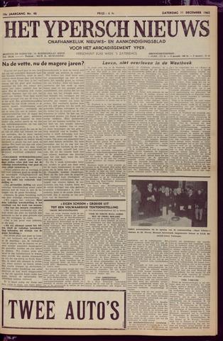 Het Ypersch nieuws (1929-1971) 1965-12-11