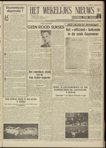 Het Wekelijks Nieuws (1946-1990) 1958-01-31