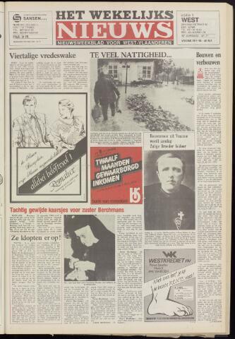 Het Wekelijks Nieuws (1946-1990) 1984-09-28