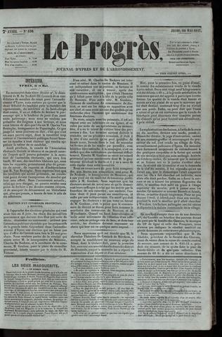 Le Progrès (1841-1914) 1847-05-20