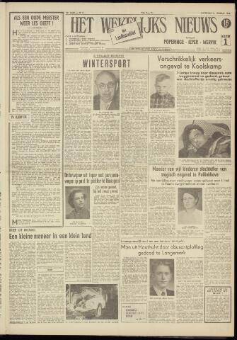 Het Wekelijks Nieuws (1946-1990) 1956-01-21