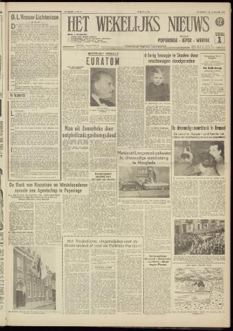 Het Wekelijks Nieuws (1946-1990) 1956-01-28