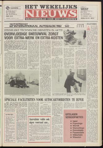 Het Wekelijks Nieuws (1946-1990) 1982-01-15