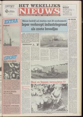 Het Wekelijks Nieuws (1946-1990) 1987-09-18