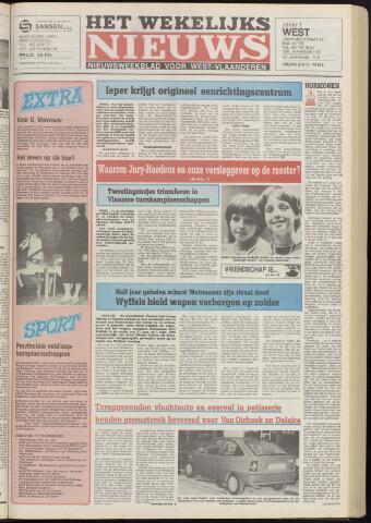 Het Wekelijks Nieuws (1946-1990) 1987-02-20
