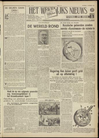 Het Wekelijks Nieuws (1946-1990) 1957-10-12