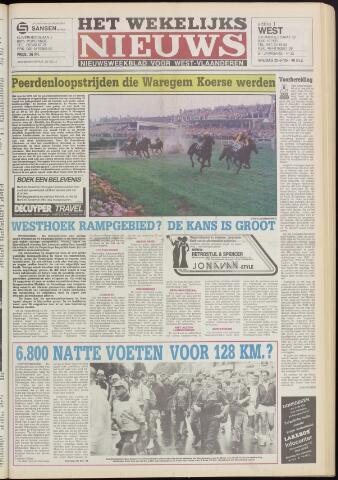 Het Wekelijks Nieuws (1946-1990) 1985-08-23