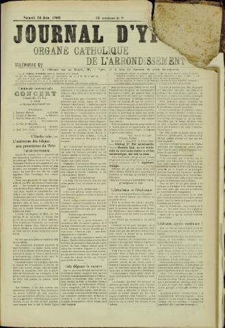 Journal d'Ypres (1874 - 1913) 1906-07-16