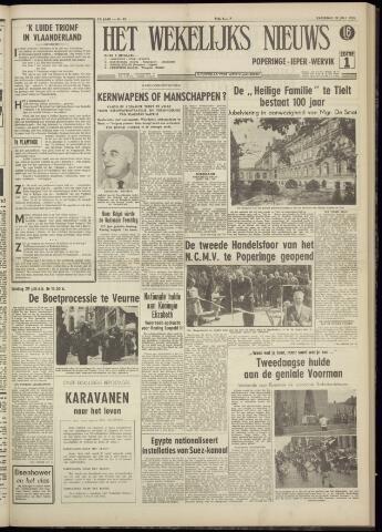 Het Wekelijks Nieuws (1946-1990) 1956-07-28