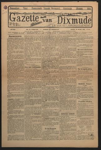 Gazette van Dixmude 1912-03-24