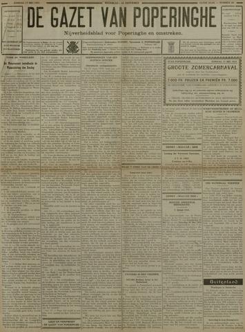 De Gazet van Poperinghe  (1921-1940) 1931-05-17