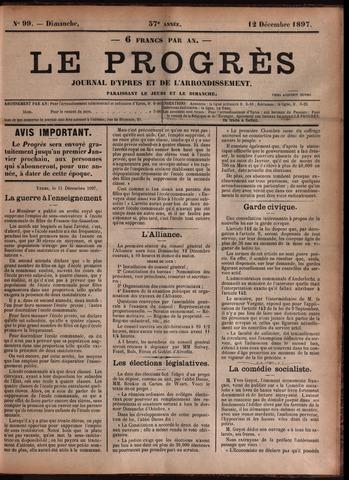Le Progrès (1841-1914) 1897-12-12