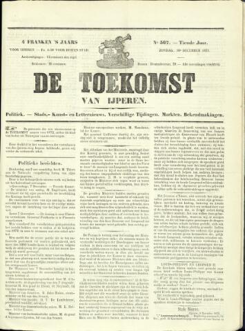De Toekomst (1862 - 1894) 1871-12-10
