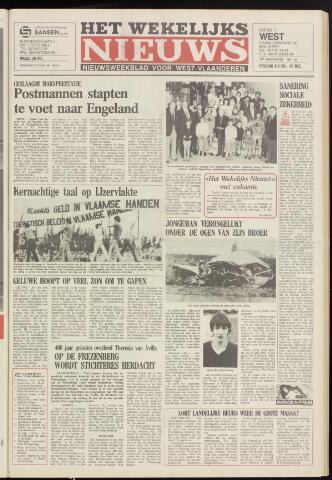 Het Wekelijks Nieuws (1946-1990) 1982-07-09