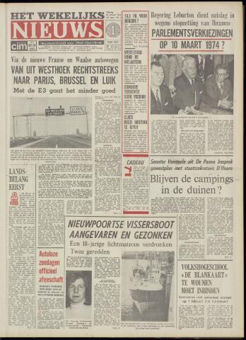 Het Wekelijks Nieuws (1946-1990) 1974-01-25