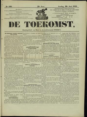De Toekomst (1862 - 1894) 1889-06-30