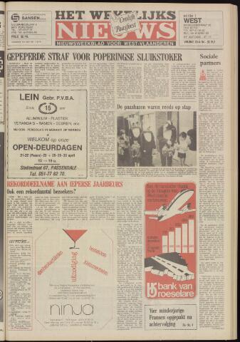 Het Wekelijks Nieuws (1946-1990) 1984-04-20