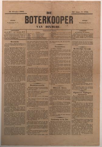 De Boterkoper 1882-10-31