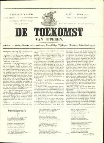 De Toekomst (1862 - 1894) 1871-01-29