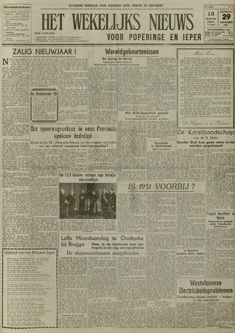 Het Wekelijks Nieuws (1946-1990) 1951-12-29