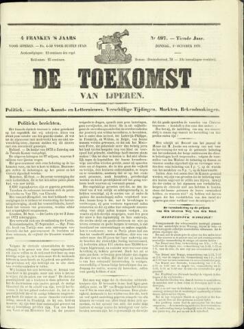De Toekomst (1862 - 1894) 1871-10-01