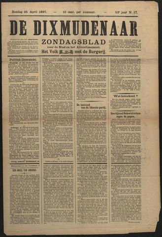 De Dixmudenaar 1897