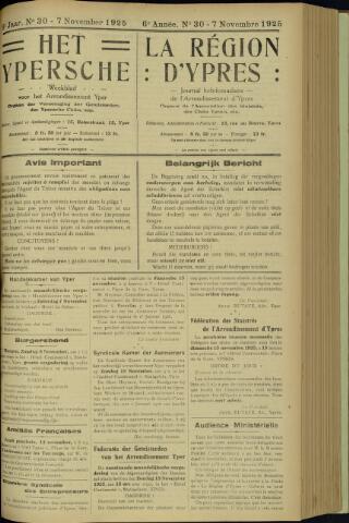 Het Ypersche (1925 - 1929) 1925-11-07