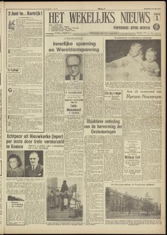 Het Wekelijks Nieuws (1946-1990) 1957-05-25