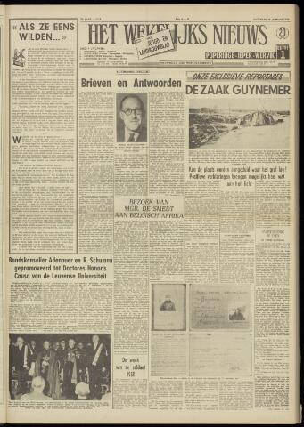 Het Wekelijks Nieuws (1946-1990) 1958-01-17